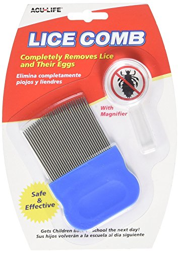 Health Enterprises Lice Comb, 1.0 Ounce