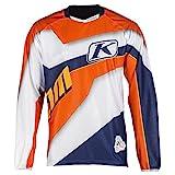 Klim XC Lite Jersey - LG/Orange