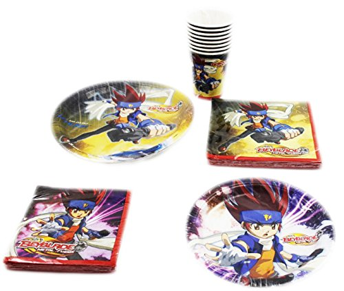 BeyBlade Party Set for 8