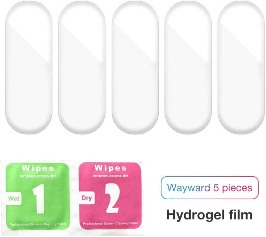 belukies Para El Protector De Pantalla Xiaomi Mi Band 4, HD Película De Pantalla Completa Templada Especial A Prueba De Roturas Superficie Verdadera: Amazon.es: Hogar