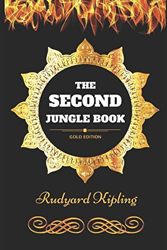 The Second Jungle Book: By Rudyard Kipling - Illustrate [Rudyard Kipling] (Tapa Blanda)