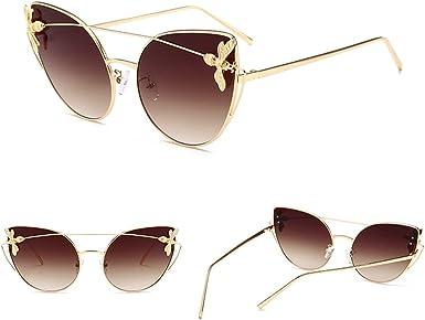 3 Schmetterling weiß L5122 Level One sonnenbrille FemmeDamen Kat