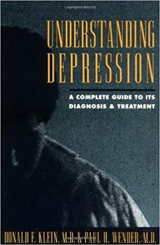 Understanding Depression: A Complete Guide to Its Diagnosis and Treatment by Donald F. Klein (1994-02-17)