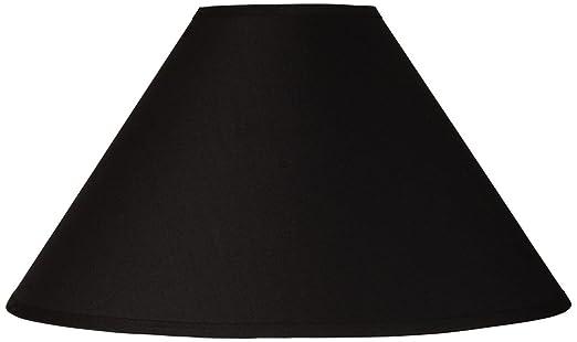 Black chimney empire lamp shade 6x19x12 spider amazon black chimney empire lamp shade 6x19x12 spider aloadofball Choice Image