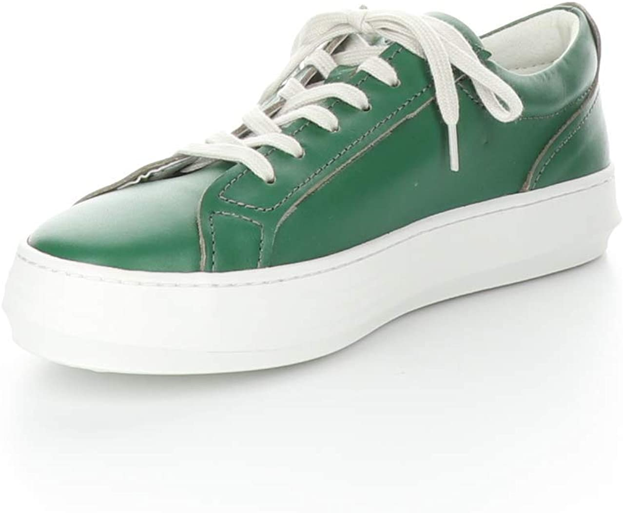 FLY London Women's Low-top Trainers Green Green Grey 010