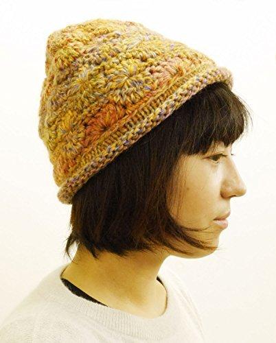 Knitting kit thread code hat by Nikke Victor Yarn