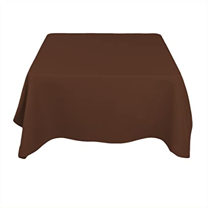 amazon com 62x62 inch square tablecloth home kitchen rh amazon com