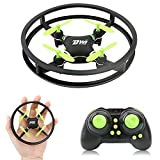 DWI Mini Drones, D1 RC Nano Quadcopter 2.4Ghz 4CH 6-Axis With LED Light,Headless Mode Remote Control Best Helicopter for Beginners & Kids