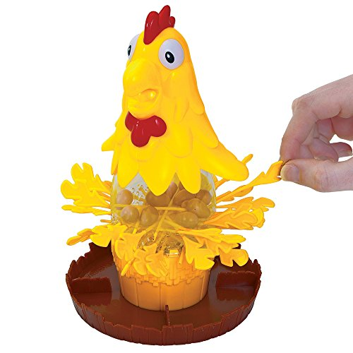 Egg Bits (Bits and Pieces - Don't Lay An Egg Table Game - Classic Game Provides Endless Fun)