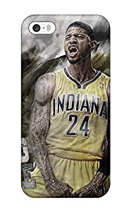 DanRobertse Case Cover For Iphone 5/5s - Retailer Packaging Indiana Pacers Nba Basketball (13) Protective Case