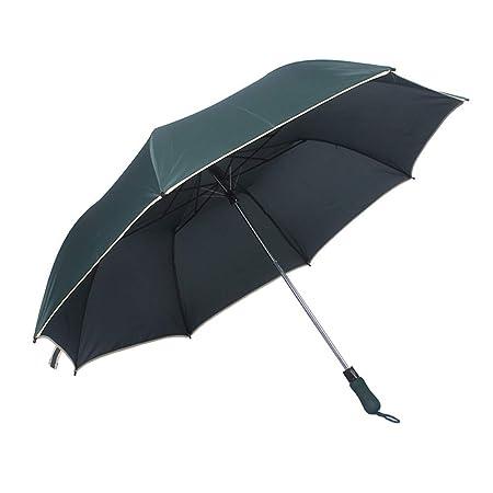 comehai Paraguas Plegable Ligero y Resistente, 1 Punto Abierto y ...