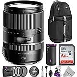 Best Compact Macro Cameras - Tamron AFB016N700 16-300mm f/3.5-6.3 Di II VC PZD Review