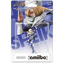 amiibo Smash Sheik