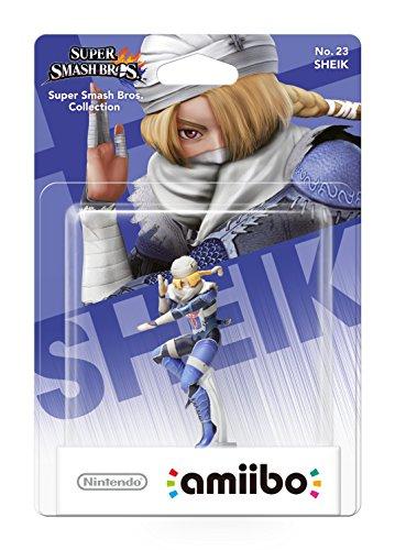 amiibo Smash Sheik by Nintendo