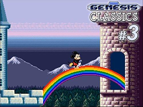 Clip: Castle of Illusion - Over the -