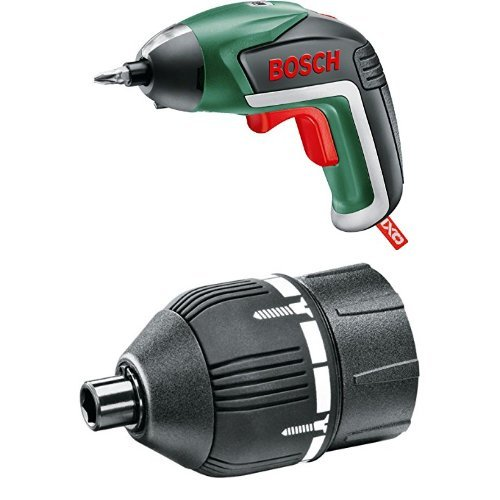 Bosch IXO Cordless Lithium-Ion Screwdriver with Torque Setting Attachment