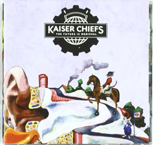 Kaiser Chiefs - Future Is Medieval (CD)