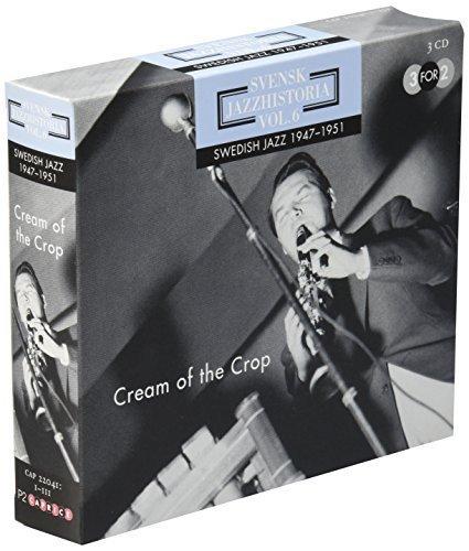 (Swedish Jazz History 6: Cream of Crop by Swedish Jazz History (2013-05-03) )