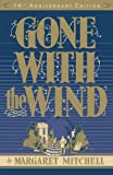 Front cover for the book Gone With the Wind by Margaret Mitchell