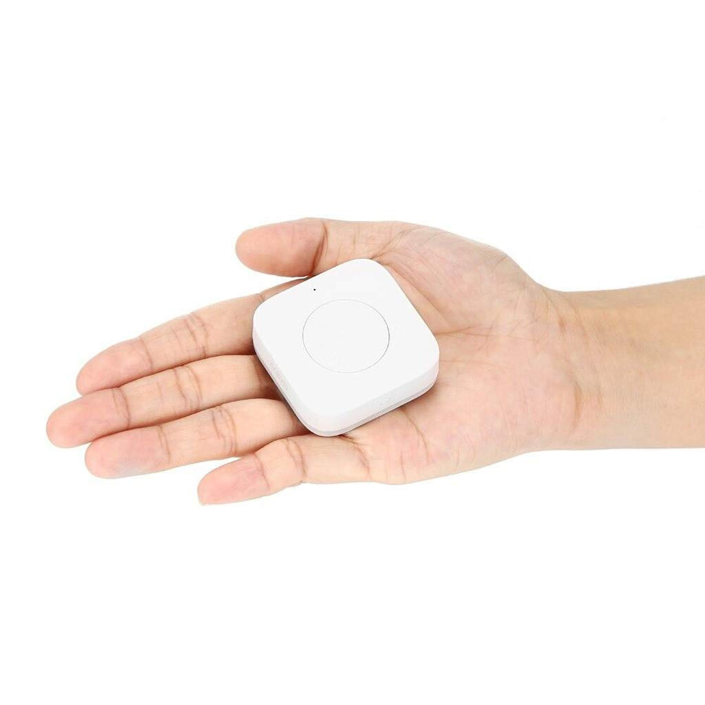 TianranRT Aqara Smart Wireless Switch Key Aplicaci/ón Inteligente Control Remoto Zigbee