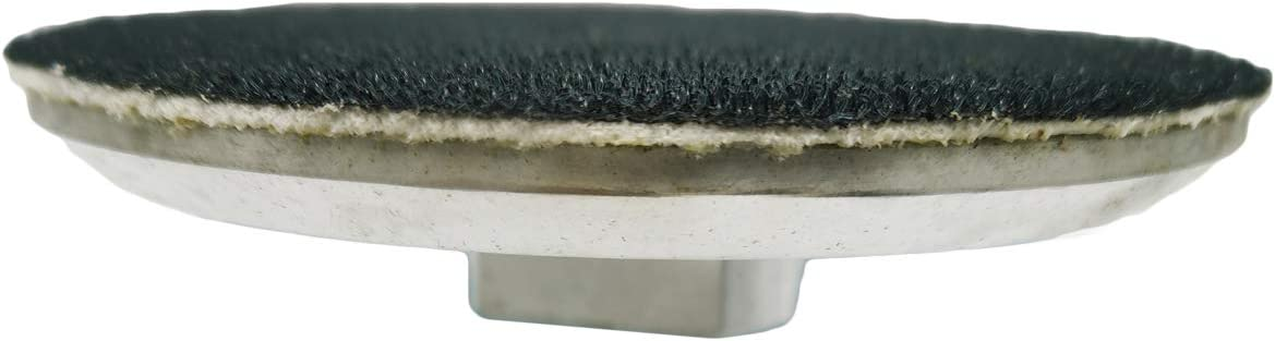 Angle grinder backer pad,aluminium connector joint for diamond flexible polishing pad 5//8-11 4inch