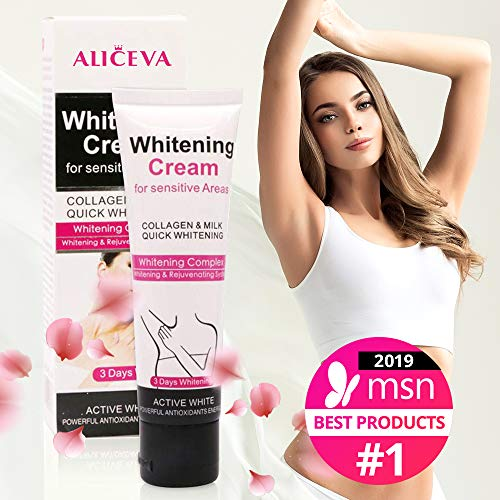 Aliceva Whitening Deodorant Pigmentation Sensitive product image