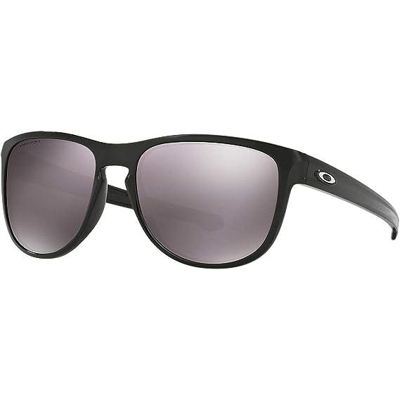 OAKLEY Sliver R OO9342 Gafas de sol para Unisex, Negro Brillo, 0