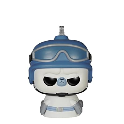 Funko POP Movie: Penguins of Madagascar - Short Fuse Vinyl Figure: Funko Pop! Movies:: Toys & Games