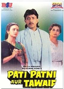 Pati Patni Aur Tawaif (Hindi Film / Bollywood Movie / Indian Cinema DVD)