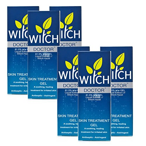 Witch Doctor Skin Treatment Gel 6 Pack