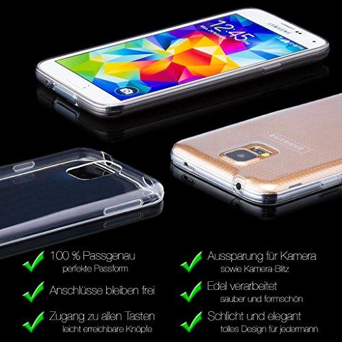 Huawei Honor 6 | iCues ultra delgado claro del caso de TPU | luz extra transparente lámina protectora Caso muy delgada de piel Claro Claro gel de silicona transparente de protección [protector de pant