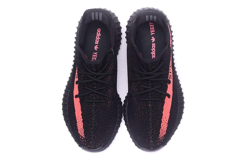 Adidas Yeezy 350 Am78 Rojo Y Negro Impulso V2 0baU3sIm