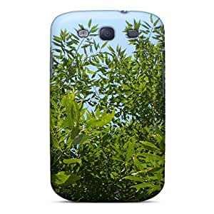 Premium Galaxy S3 Case - Protective Skin - High Quality For Lots Of Leaves Make A Tree