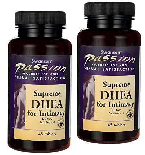 Swanson Supreme Dhea Intimacy Pack