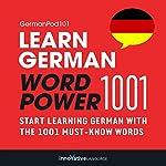 Learn German: Word Power 1001: Beginner German #2    Innovative Language Learning