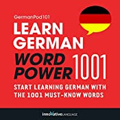 Learn German: Word Power 1001: Beginner German #2 |  Innovative Language Learning
