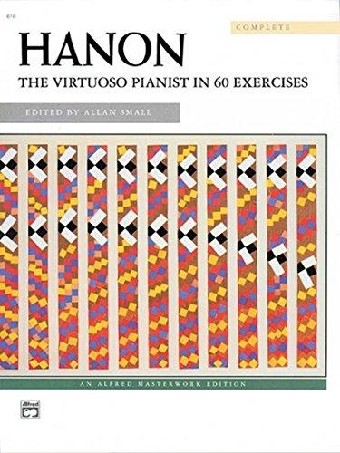 Hanon: The Virtuoso Pianist in 60 Exercises
