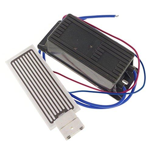 - CGjiogujio AC 110V Ozone Generator Ceramic Plates Air Purifier 10g/hr 75W