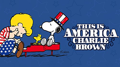amazoncom this is america charlie brown the complete