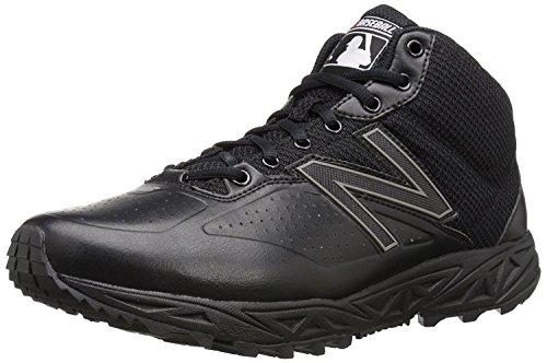 New Balance Mens MU950V2 Umpire Mid Shoe, Negro, 47.5 2E EU/12.5 2E UK