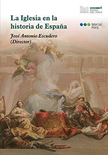 La Iglesia en la historia de España (Varios): Amazon.es: Escudero ...