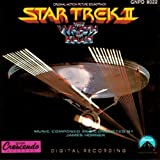 Star Trek II: The Wrath of Khan By James Horner (Composer) (2003-06-10)