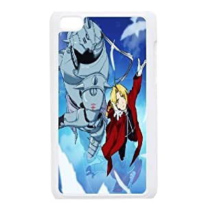 ipod 4 White Fullmetal Alchemist phone case cell phone cases&Gift Holiday&Christmas Gifts NVFL7A8826786