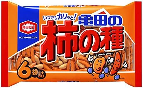 亀田製菓 亀田の柿の種