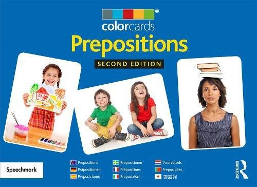 Prepositions: Colorcards