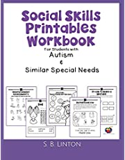 Social Skills Printables Workbook: For Students with Autism and Similar Special Needs