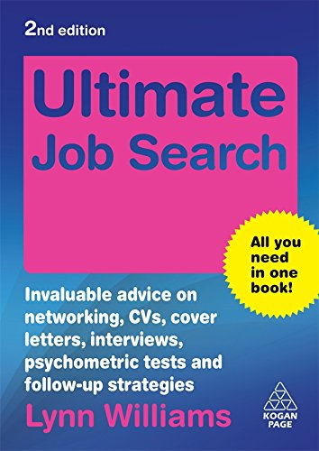 Ultimate Job Search (Best Interview Follow Up Letter)