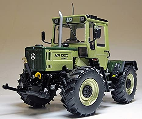 1987-1991 Tracteur MB-TRAC 1600 turbo WEI1062 -