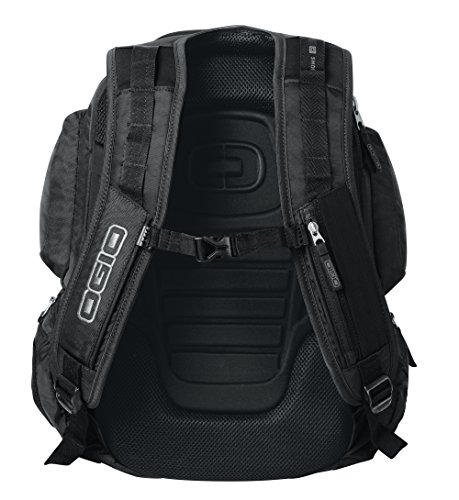 OGIO Squadron Pack Black 17'' Laptop / Macbook Pro Black Backpack by OGIO (Image #3)