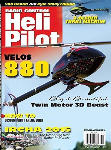 Radio Control Heli Pilot -- Issue #32 December/January 2016